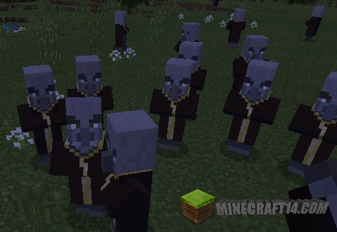 Fast Mobs Addon [1.10/1.11]